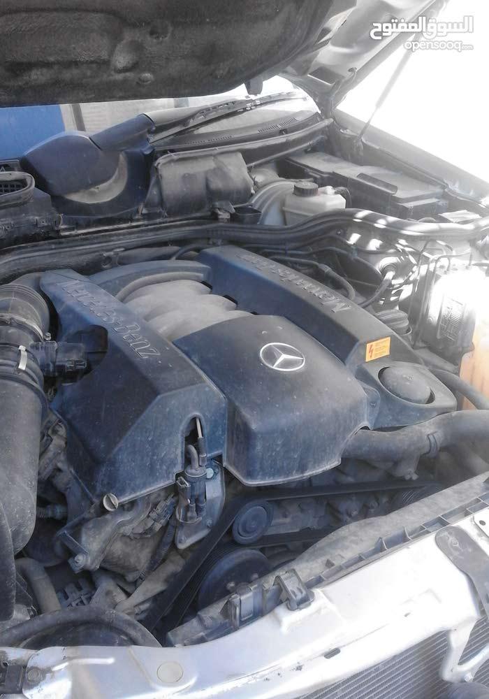 Mercedes Benz E 240 2002 for sale in Tripoli