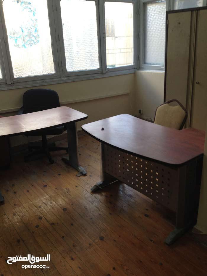 مكتب مفروش بالكامل للايجار بسيدي جابر