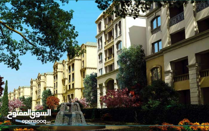 apartment for sale Ground Floor directly in New Cairo