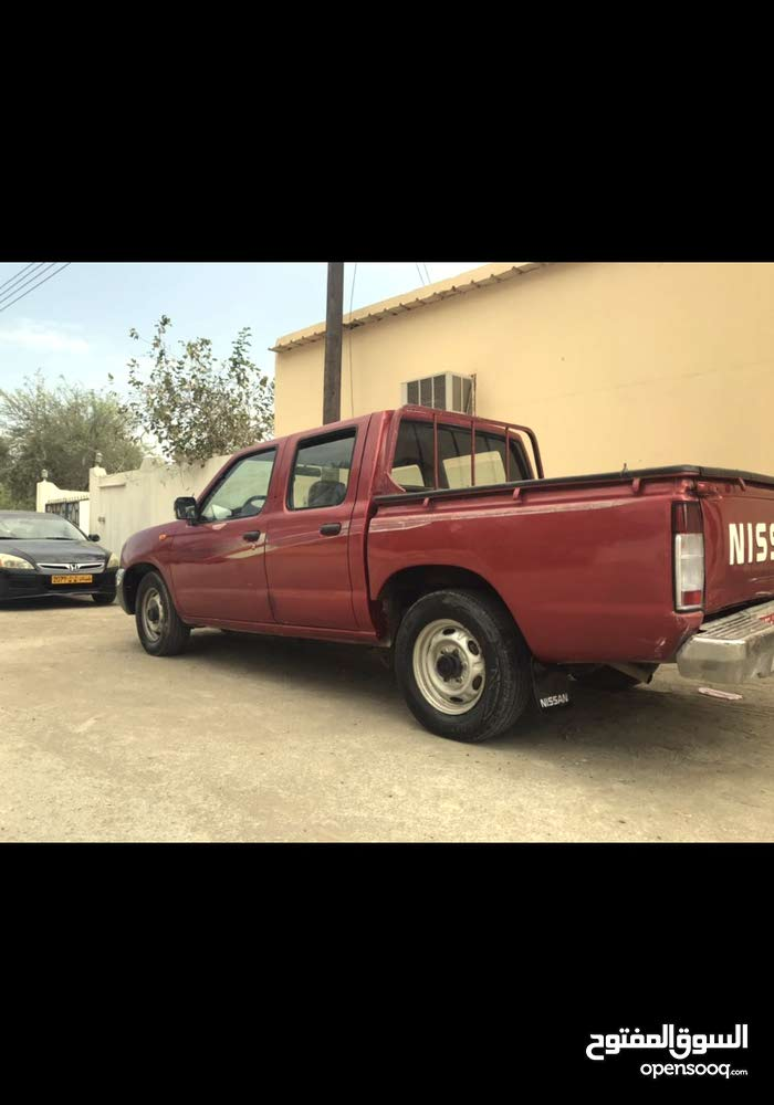 Manual Nissan 2009 for sale - Used - Al Masn'a city