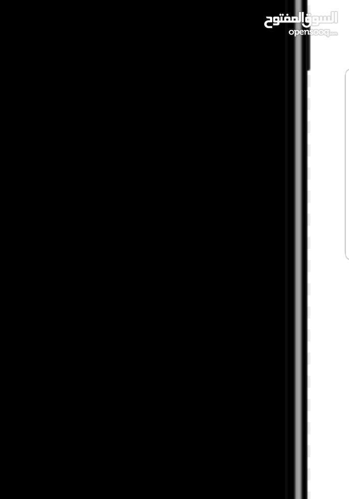 ايفون 7  اسود لميع