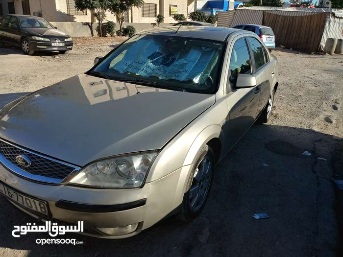 2006 Used Mondeo with Automatic transmission is available for sale