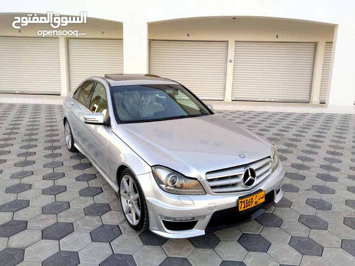 For sale 2014 Silver C 250