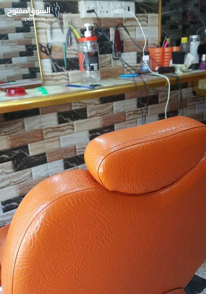 يوجد كرسي حلاقة للايجار موقع جيد جدا