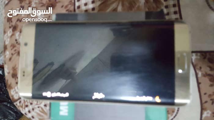 كلاكسي S6 ايدج مائل / لون ذهبي /ذاكره 32