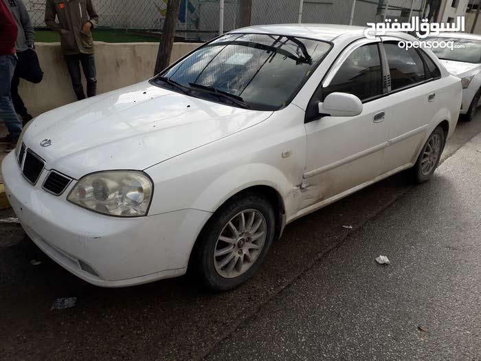 Manual Daewoo 2003 for sale - Used - Tripoli city