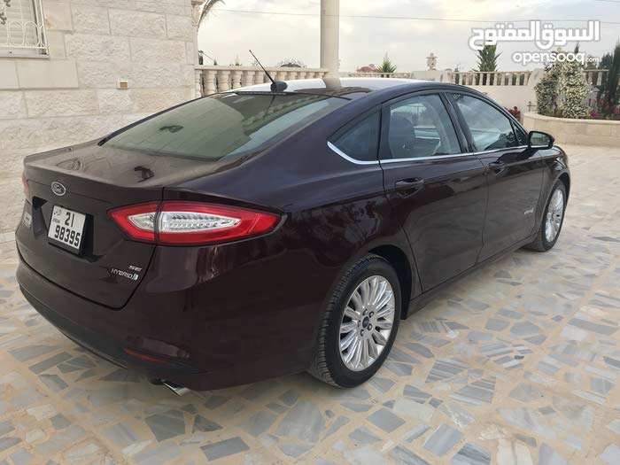 Used Ford Fusion in Ramtha