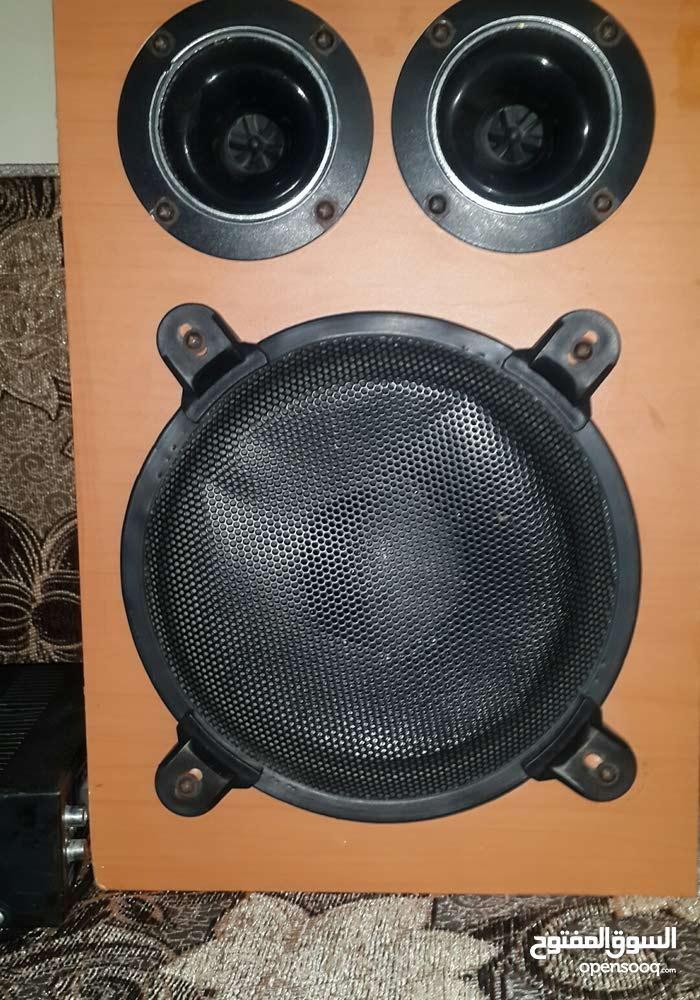 سماعات وأجهزة صوت  ومسجلات وسستم  للبيع بسعر مغري