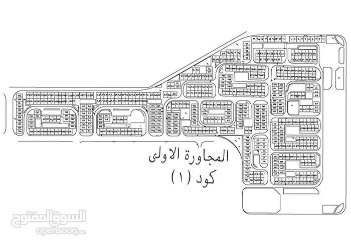 لهواة الاراضي المميزة ببرج العرب الجديدة قطعة ارض 209 متر