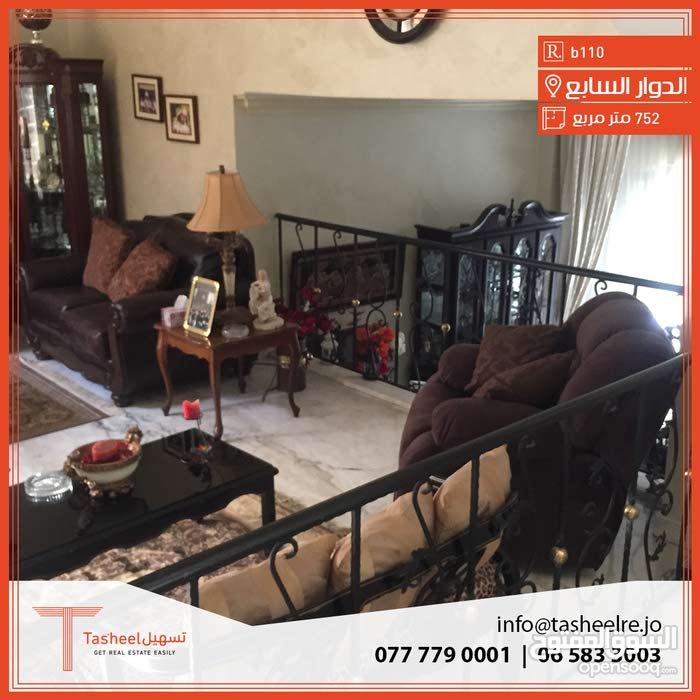 Villa in Amman 7th Circle for sale