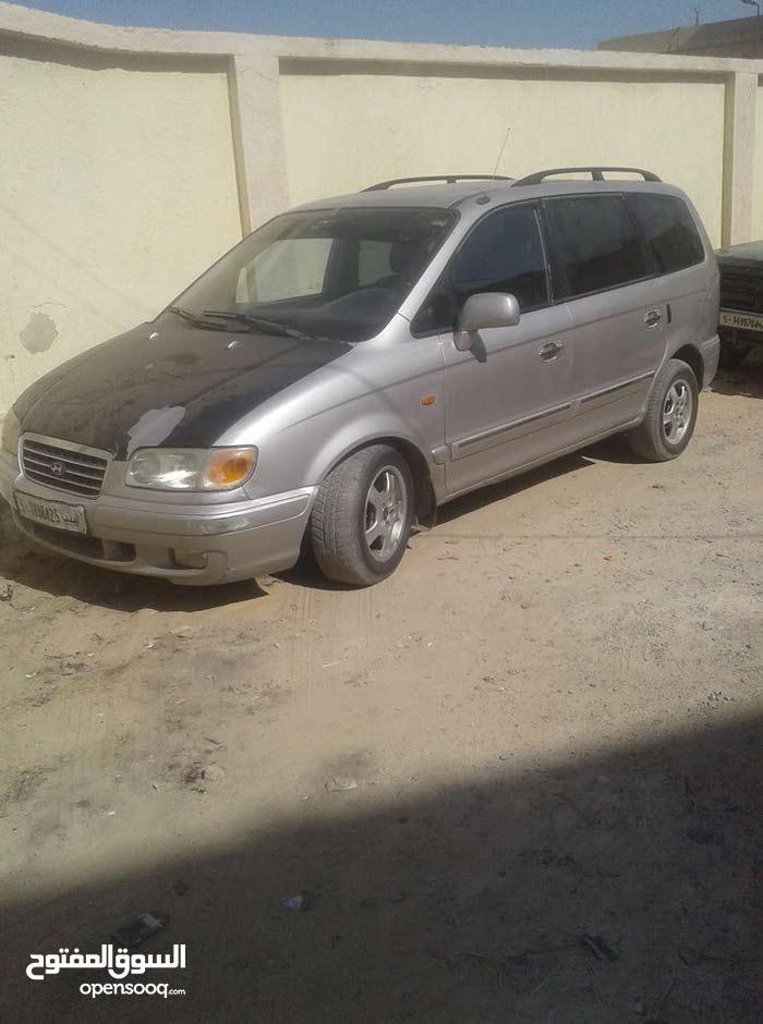 Manual Hyundai 2003 for sale - Used - Tripoli city
