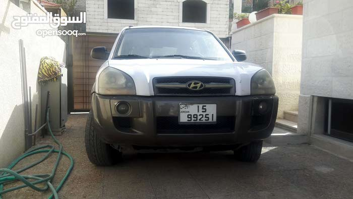 Used condition Hyundai Tucson 2009 with 0 km mileage