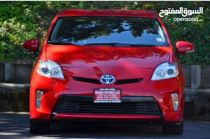 Available for sale! 0 km mileage Toyota Prius 2015