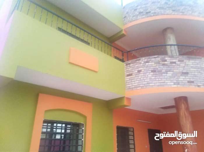 منزل لودبيرنق بحي النصر مربع 23
