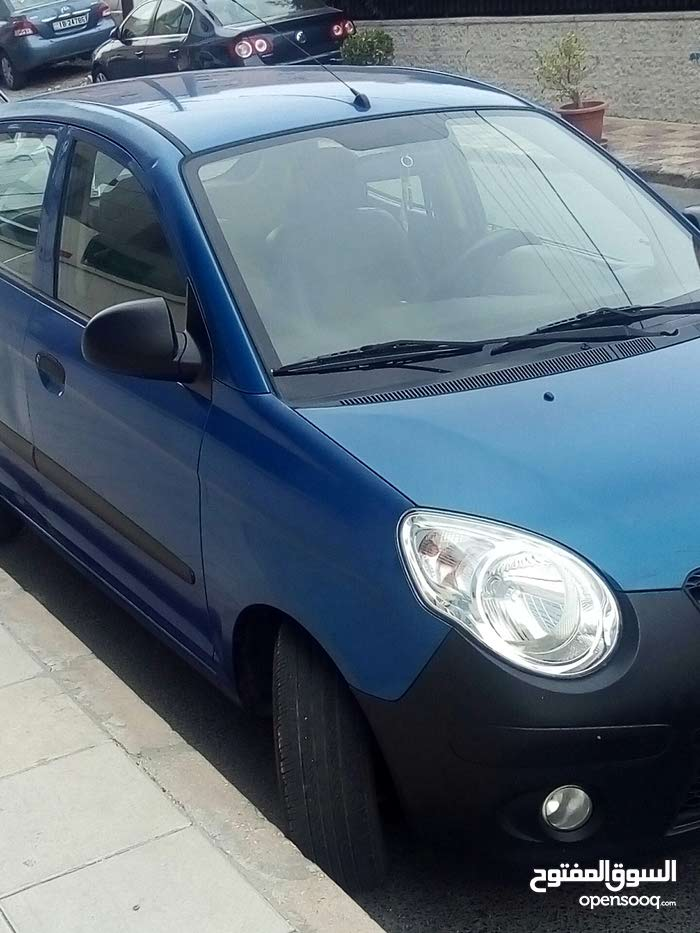 2009 Used Picanto with Manual transmission is available for sale