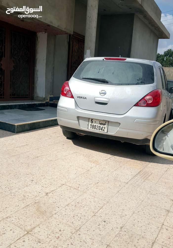 Available for sale! 0 km mileage Nissan Tiida 2008