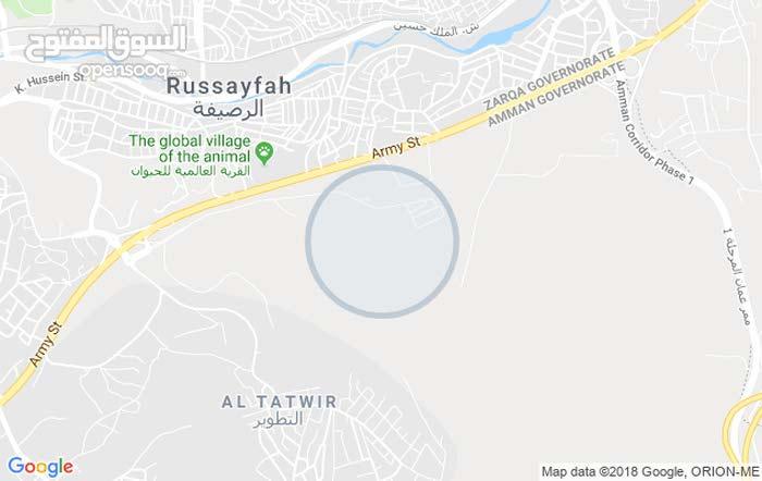 neighborhood Zarqa city - 140 sqm apartment for sale