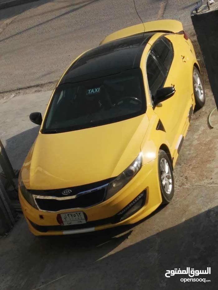 2012 Kia Optima for sale in Baghdad