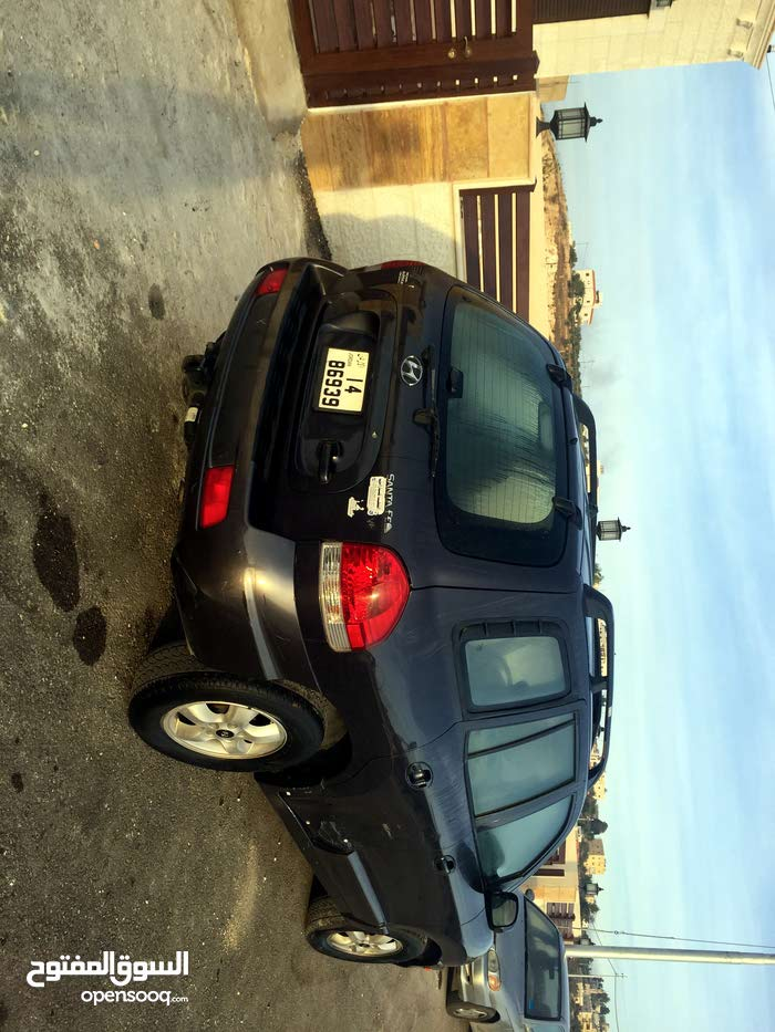 2005 Hyundai Santa Fe for sale in Salt