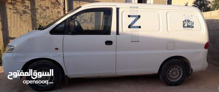 2002 Used H-1 Starex with Manual transmission is available for sale