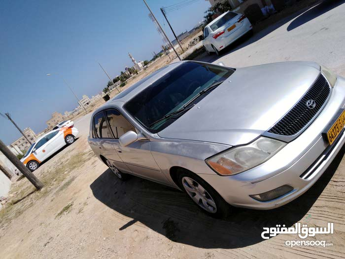2002 New Avalon with Automatic transmission is available for sale