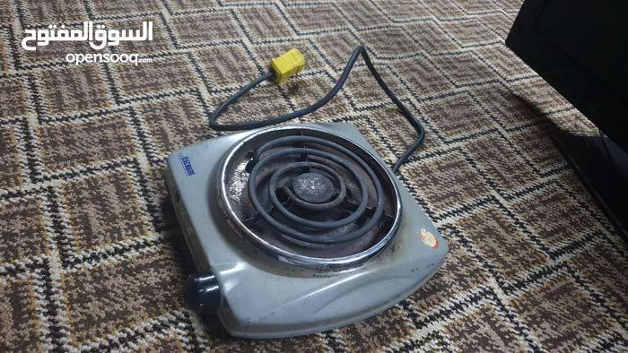 تلفزيون و دافور كهربائي عين واحد مستخدم نظيف