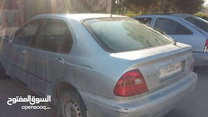 Honda Civic 1997 - Manual