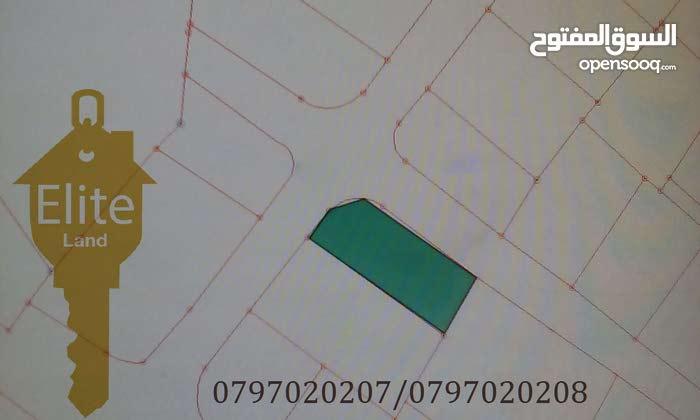 قطعه ارض للبيع في الاردن - عمان - الجاردنز بمساحه 850متر