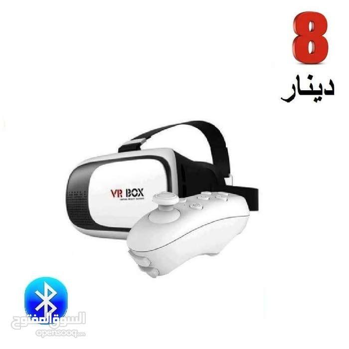 نظارة VRBOX فقط 8 دنانير مع ريموت