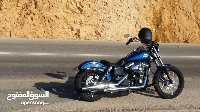 Used Harley Davidson motorbike in Irbid