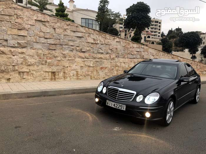 Gasoline Fuel/Power   Mercedes Benz E 200 2003