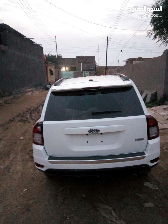 Used condition Jeep Compass 2016 with 30,000 - 39,999 km mileage