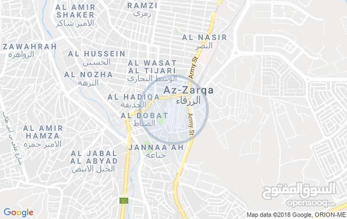 بيت فئه ب في اسكان الهاشميه مسطح البناء 64 م