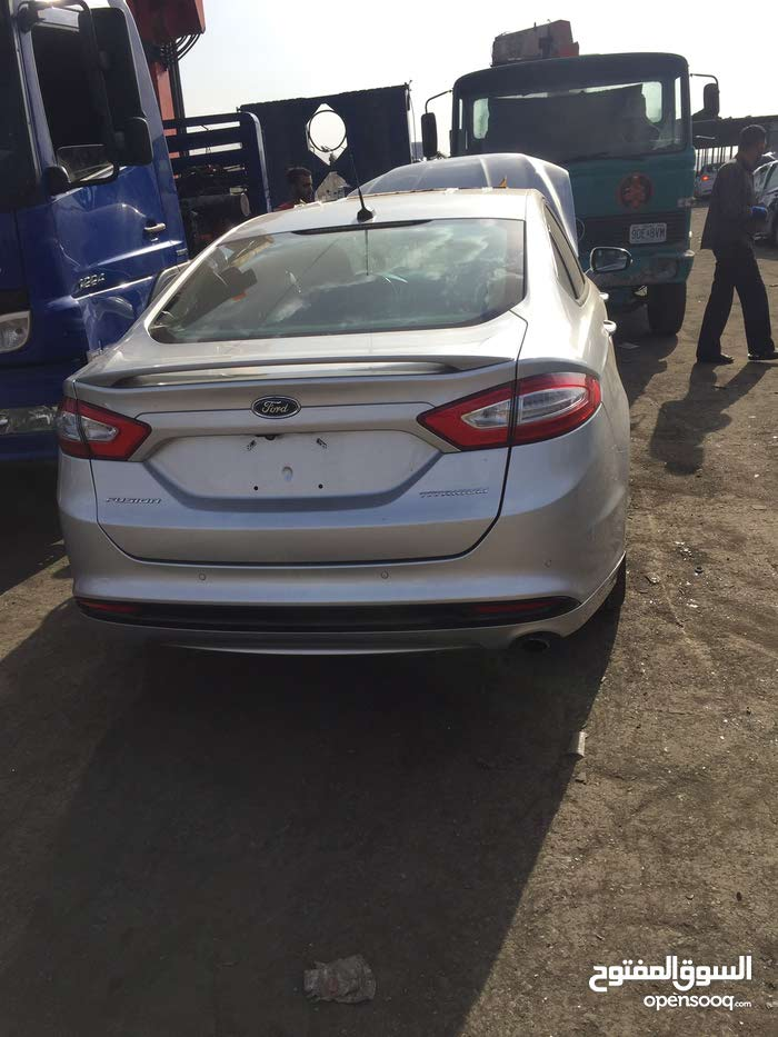 2014 Ford Fusion for sale in Zarqa