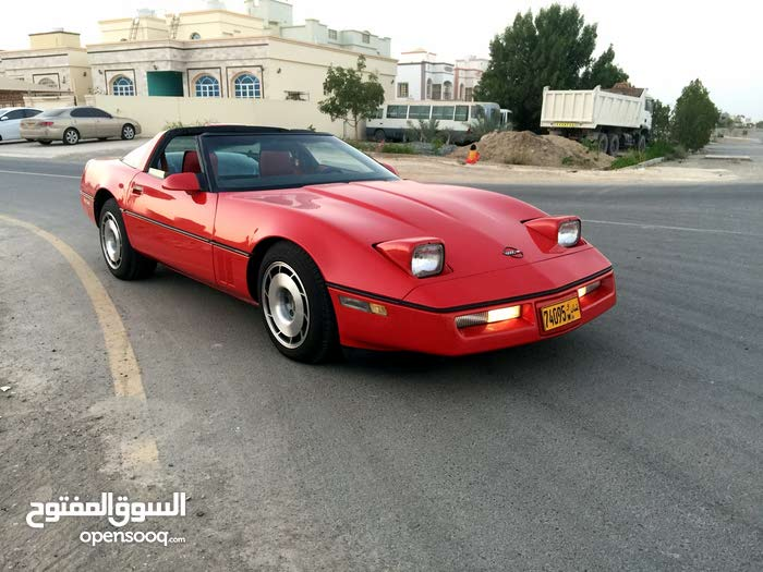 Available for sale! 90,000 - 99,999 km mileage Chevrolet Corvette 1986