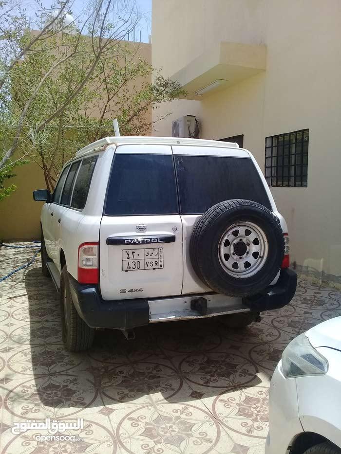 Nissan Patrol car for sale 1999 in Al Zulfi city
