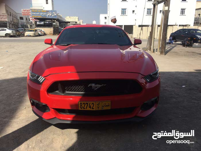 Ford Mustang 2016 For sale - Red color