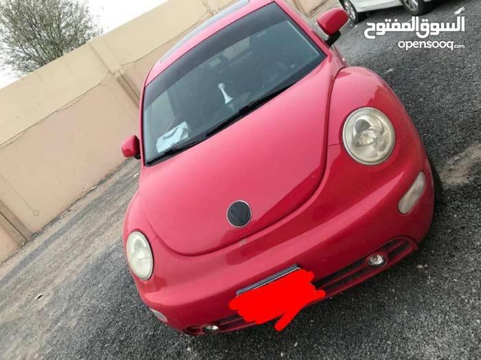 Flux VW Beetle Model 2001