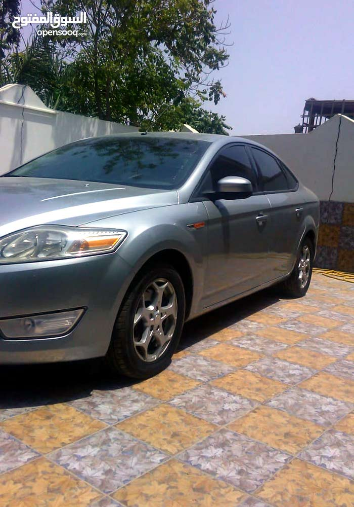 Ford Mondeo 2008 For sale - Silver color