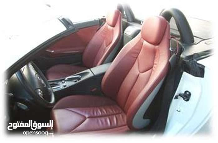 km mileage Mercedes Benz SLK 280 for sale