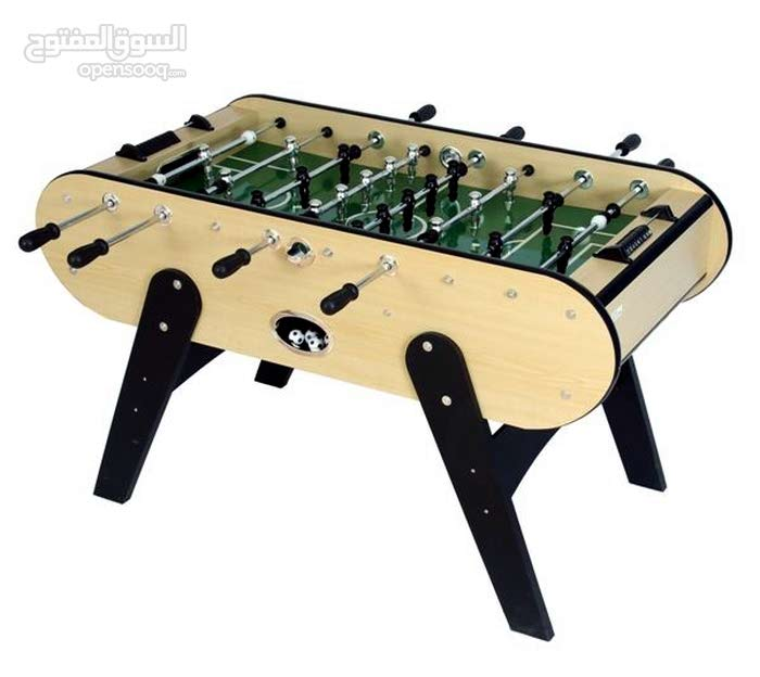 Baraka sports heavy foosball ( football ) table for 4 players fun game from the fitness experts