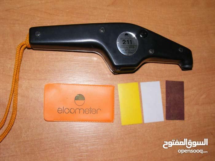 صنع أنجليزى ELCOMETER 211 الأصلى