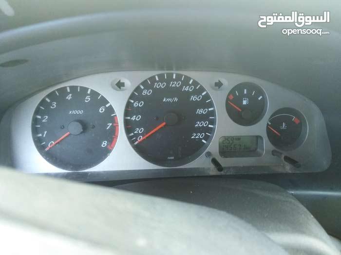 140,000 - 149,999 km Nissan Almera 2004 for sale