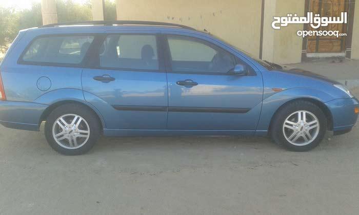 Ford Focus 2004 - Manual