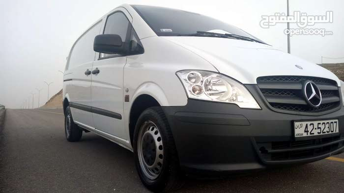Mercedes Benz Vito car for sale 2014 in Irbid city