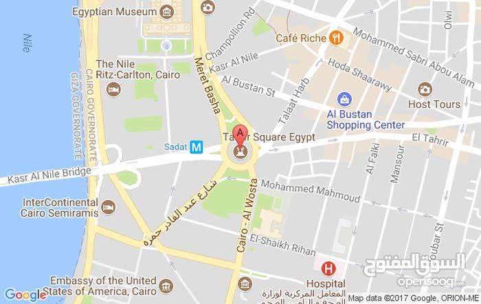 شقة للايجار المفروش باليوم ومكيفات بالكامل بدجلة المعادي للاخوة العرب