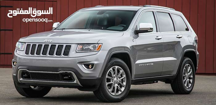 For sale 2015 Silver Grand Cherokee