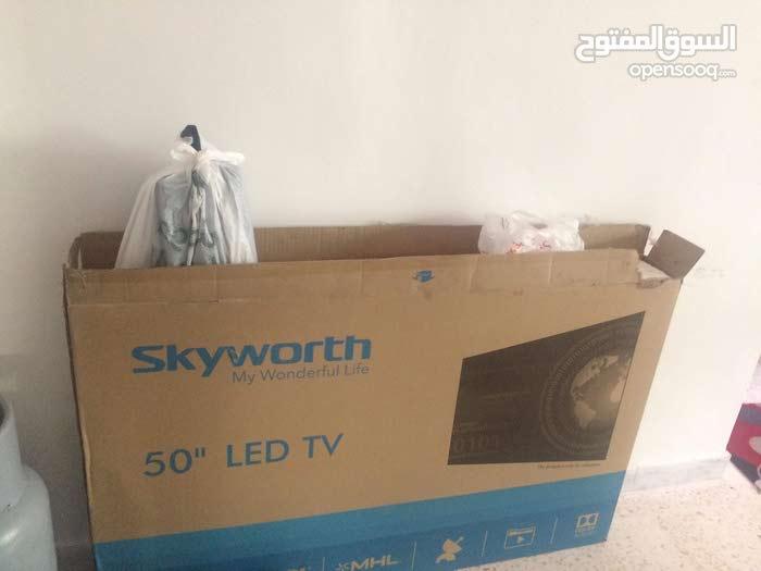 شاشة LED 50 بأحدث المواصفات للبيع