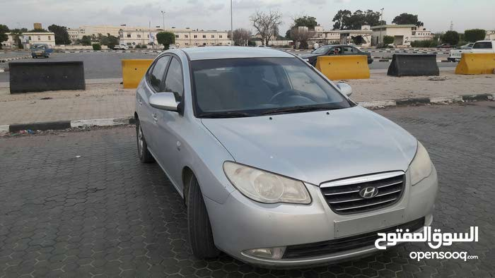 180,000 - 189,999 km Hyundai Avante 2007 for sale