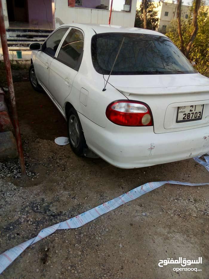Used condition Kia Sephia 1997 with 10,000 - 19,999 km mileage